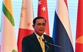Le PM thaïlandais appelle les pays CLMVT à se moderniser