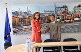 La signature de l'accord de libre-échange attendue le 30 juin