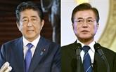 Pas de rencontre prévue entre Moon et Abe lors du Sommet du G20