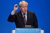 Boris Johnson met son rival au défi de réaliser le Brexit dans les temps