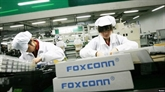 Foxconn veut ouvrir une usine de 40 millions de dollars à Quang Ninh