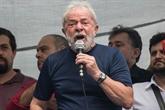 Brésil: la justice rejette une des deux demandes de libération de Lula