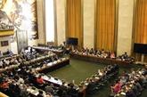 Le Vietnam préside la 1re session plénière de la conférence du désarmement