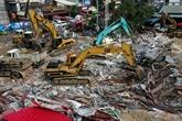 Au Cambodge, les rêves effondrés des forçats des chantiers