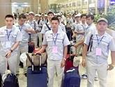 Plus de 65.000 travailleurs envoyés à l'étranger au 1er semestre