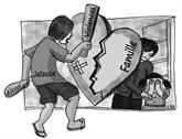Violence domestique: un fléau passé sous silence