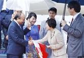 Interview du PM sur sa visite au Japon et sa participation au Sommet du G20