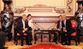 Infrastructures: Hô Chi Minh-Ville coopère avec un groupe chinois