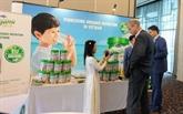 Global Dairy Congress 2019: les produits laitiers Vinamilk font forte impression