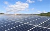 Inauguration de deux centrales solaires à Phu Yên