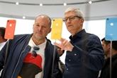 Une page symbolique se tourne chez Apple, avec le départ du designer de l'iPhone