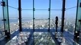 Un journal britannique loue l'observatoire Sky Walk à Hanoï