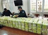Le Vietnam a signé huit accords bilatéraux sur la prévention et la lutte anti-drogue