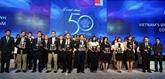 MWG, HBC et Vietjet à la tête des 50 entreprises vietnamiennes les plus efficaces en 2018
