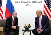 Washington et Moscou