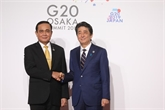 Les relations Thaïlande - Japon continueront de se développer durablement