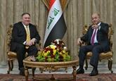 Le président irakien réaffirme sa politique d'apaisement des tensions