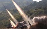La RPDC a tiré le même type de missiles lors de ces deux derniers essais