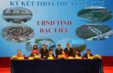 Des contrats signés au forum sur le développement de la marque maritime du Vietnam à Bac Liêu