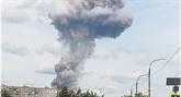 Explosions dans une usine de TNT: le bilan passe à 89 blessés