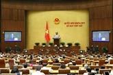 Les interpellations parlementaires se focaliseront sur quatre groupes de questions