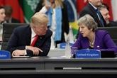 Trump, militant du Brexit, attendu à Londres