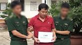 Le vice-PM Truong Hoà Binh félicite des unités anti-drogue