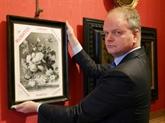 L'Allemagne va restituer à un musée florentin un tableau volé par les nazis