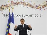 Au G20, le front des pays engagés pour le climat a frôlé la rupture