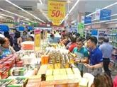 Les prix à la consommation en baisse de 0,04% à Hô Chi Minh-Ville