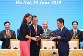 EVFTA: une tendance de déplacement des établissements de production au Vietnam