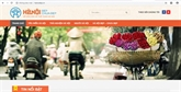 Lancement dun site web sur la beauté culturelle de Hanoï
