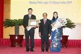 Quang Ninh et les provinces du Nord du Laos cherchent à élargir leur coopération