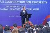 La coopération ASEAN - Japon au centre d'une conférence à Hanoï