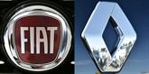 Projet de fusion avec Fiat: Renault poursuit sa réflexion