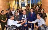 Le Cambodge fustige les propos de Lee Hsien Loong au Dialogue Shangri-La
