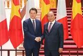 Le Premier ministre italien Giuseppe Conte achève sa visite au Vietnam