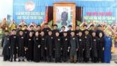 Le Ve Congrès du bouddhisme Hoa Hao à An Giang