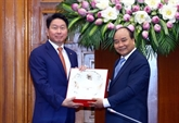 Le Vietnam salue l'investissement du groupe sud-coréen SK