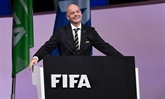 FIFA: Infantino espère