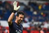 Le gardien Gianluigi Buffon quitte le PSG