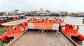 République de Corée - Vietnam: le groupe Hanwha aide à nettoyer le Mékong