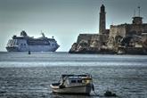 Sanctions par Washington: le dernier paquebot américain quitte Cuba