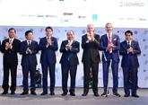 Les PM vietnamien et italien coprésident le Forum d'entreprises Italie - ASEAN