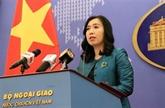 Le Vietnam affirme sa souveraineté sur les archipels de Truong Sa et Hoàng Sa