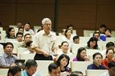 Les députés participent activement à la session de questions-réponses