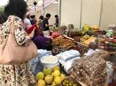 Promotion des produits agricoles et aquatiques du Vietnam en France