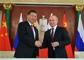 La Chine et la Russie s'engagent à renforcer leur coopération énergétique