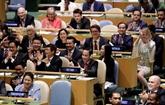 Le Vietnam continue de contribuer davantage à la paix mondiale