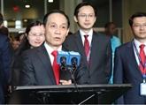 L'approbation quasi unanime montre la position particulière du Vietnam